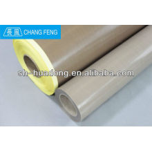 Isolation en fibre de verre ptfe tissu