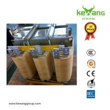 Transformateur de tension triphasé produite 950 kVA personnalisé K13