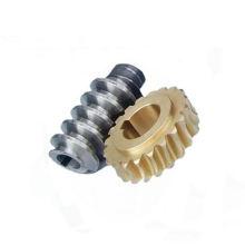 High precision worm gear lift worm gear box