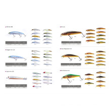 Lures Minnows