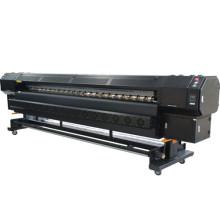 Große Format 3,2 m Flex Banner Druckmaschine Preis