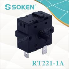 Interruptor giratório de Soken