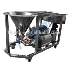 WPL high effective stainless steel powder liquid mixing equipment(can be customed )