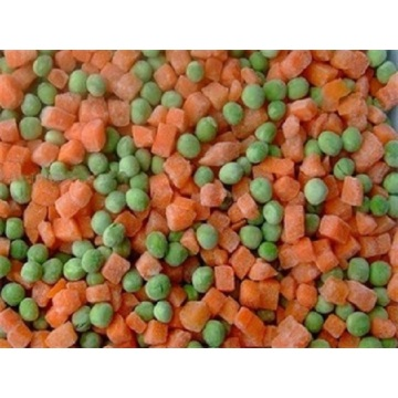 Fresh Frozen Mixed Vegetables