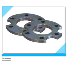 Non-Standard Forgings Carbon Steel Flange with Groove