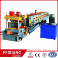 Automatic Light Gauge Steel Section Purlin Making Machine