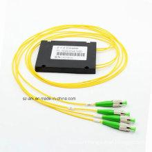 The Professional Supplier on PLC Splitter, Fiber Splitter