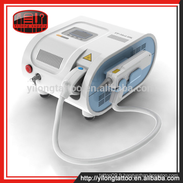 Laser de suppression de tatouage double impulsion 600MJ