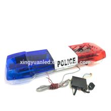 Le toit de la voiture normal utilisé par LED dessus 12V / 24V imperméabilisent le clignotant clignotant d'avertissement d'urgence Lightbar