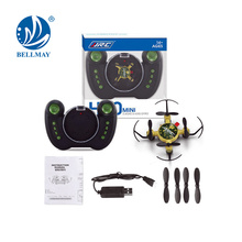Newest 4 Channels 2.4Ghz 6-Axis Gyro Wireless Remote Control System with LED flash light