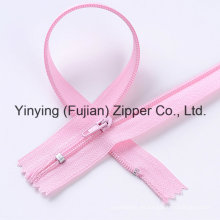 3 # estilo común C / E cremallera de nylon para textiles para el hogar