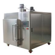 L'ail noir riche en nutriments rend la machine de fermentation