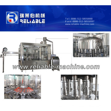 Automatic Drinking Water Producing Machine for Plastic Bottle