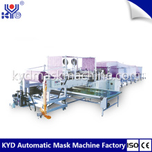 Primary Efficiency Pocket Air Filter Bags Machine