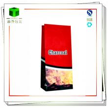 Kraftpapier-Holzkohle-Verpackungs-Beutel