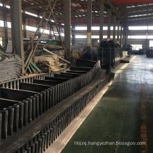 Simple Structure Fabric EP Nylon NN Sidewall Rubber Conveyor Belt