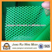 2016 fornecimento baratos de alta qualidade polietileno plástico redes planas / rede de arame de plástico