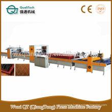 Máquina de laminación de cola de fusión en caliente / máquina de laminación de cola caliente