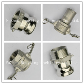dn25 stainless steel pipe coupling