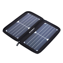 Sunpower 10W 6V folding solar USB charger