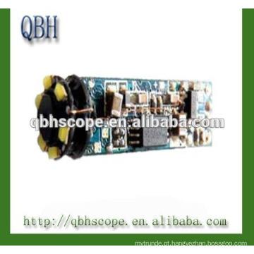 Equipamento de teste, mini módulo eletrônico da câmera, câmera do endoscópio de 3.4mm
