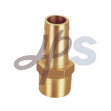 Brass flare coupling
