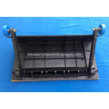 Stainless Steel STEP for Shanghai Mitsubishi Escalators