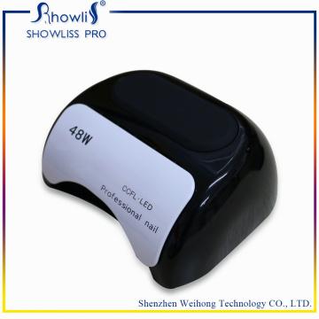 Color blanco gel de uñas polaco secador UV LED Sun Light