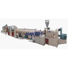 Cheap Pvc / Pe Plastic Hdpe Sheet / Pipe Extrusion Production Line Equipment