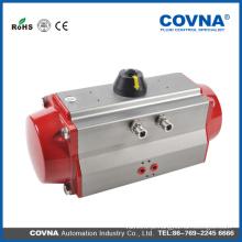 Atuador de válvula giratória pneumática de alumínio