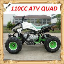 cheap four wheeler bike 110 cc ATV (engine with reverse)