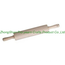 Useful wooden rolling pin