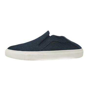 Cordones versátiles de moda para hombres Zapatos de lona casuales