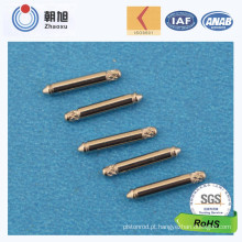Parafuso de máquina de aço inoxidável padrão do ISO do fornecedor de China