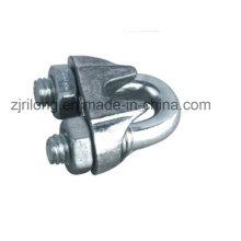Zink-Legierung Draht Seil Clip Dr-7300z