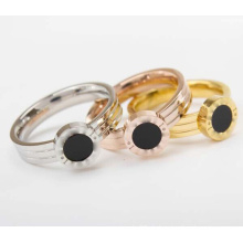 Modeschmuck Edelstahl Schmuck Ring (hdx1113)