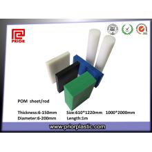 Hochwertige Delrin POM Kunststoffplatte