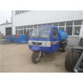 Mini three wheel suction truck for sale