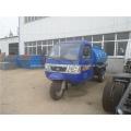 Mini three wheel suction truck for sale