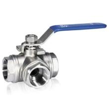 Válvula manual de fundição sob pressão de alumínio