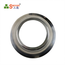 201/304/316 stainless steel railing handrail fitting base plate base cover