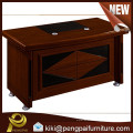 MDF and paper office desk