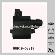 De alta calidad Toyota bobina de encendido de China proveedor 90919-02219
