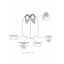 2-Loops 4-Panel Jumbo Bag