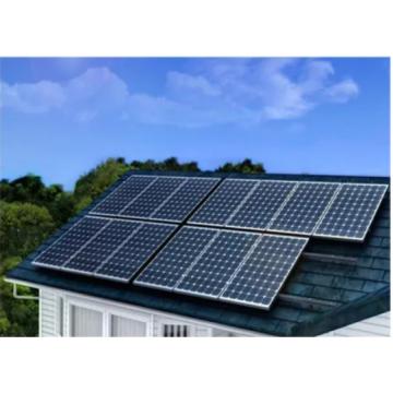 Support de montage solaire PV pour galerie de toit en tuiles solaires