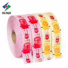 Ketchup Packaging Roll Film For Paste