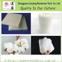 100% Natural Cotton Wadding/100% Cotton Batting