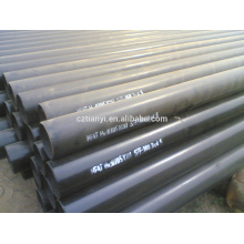 Galvanisation à chaud ASTM A106 Gr.C LSAW Steel Pipe