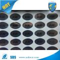 Hologramm-kundenspezifischer Aufkleber mit UV-Tintendrucken