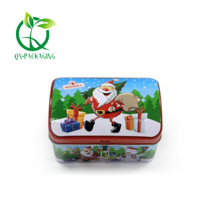 Square Cookie Tins